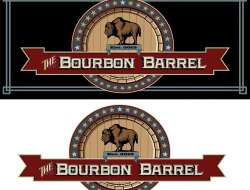 Bourbon Barrel LOGO color 1