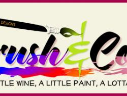 Brush& Cork logo in box
