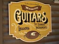Mercer Guitars