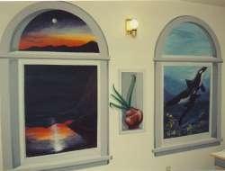 Chiropractor windows