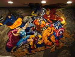 Marvel_Wall